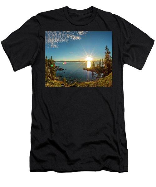 Secret Star Men's T-Shirt (Athletic Fit)