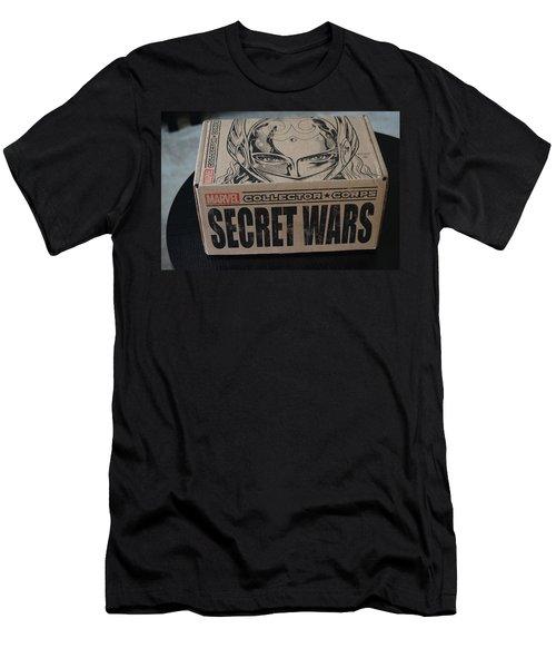Secret Wars Men's T-Shirt (Athletic Fit)