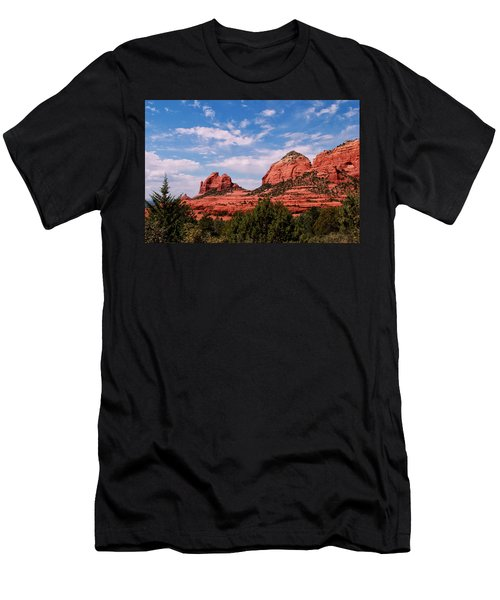 Sedona Az Men's T-Shirt (Athletic Fit)