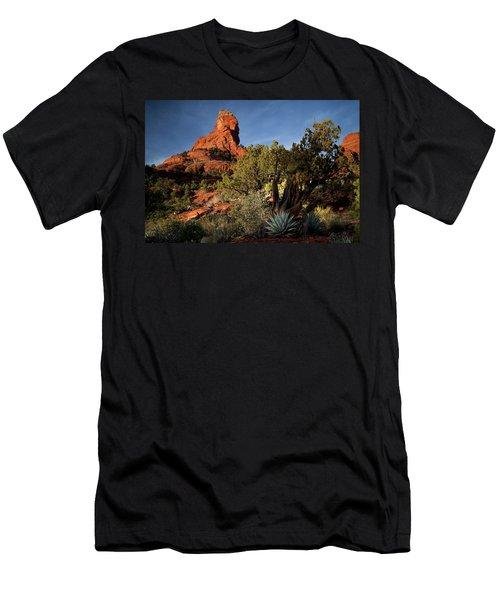 Sedona Desert Men's T-Shirt (Athletic Fit)