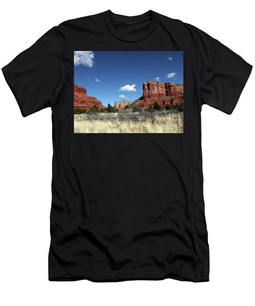 Sedona Desert Men's T-Shirt (Athletic Fit)