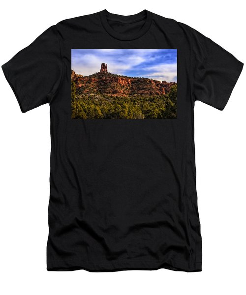 Sedona Morning 21 Men's T-Shirt (Athletic Fit)