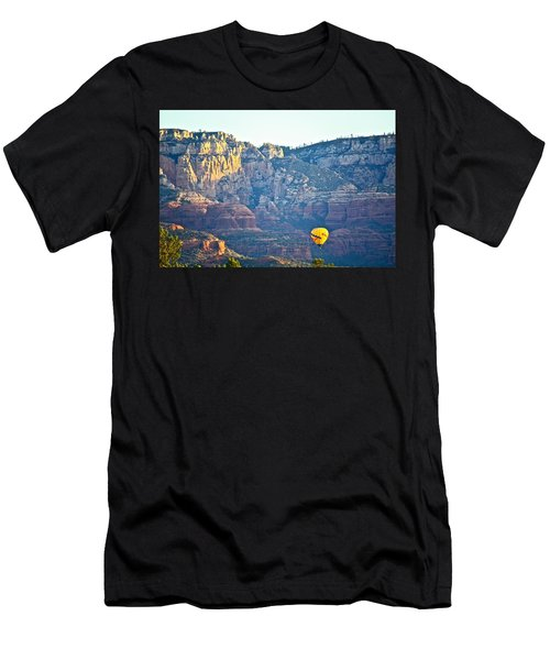 Sedona Morning  Men's T-Shirt (Athletic Fit)