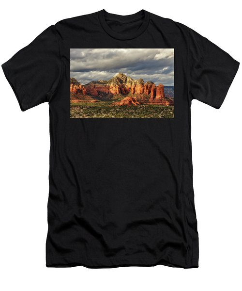 Sedona Skyline Men's T-Shirt (Athletic Fit)