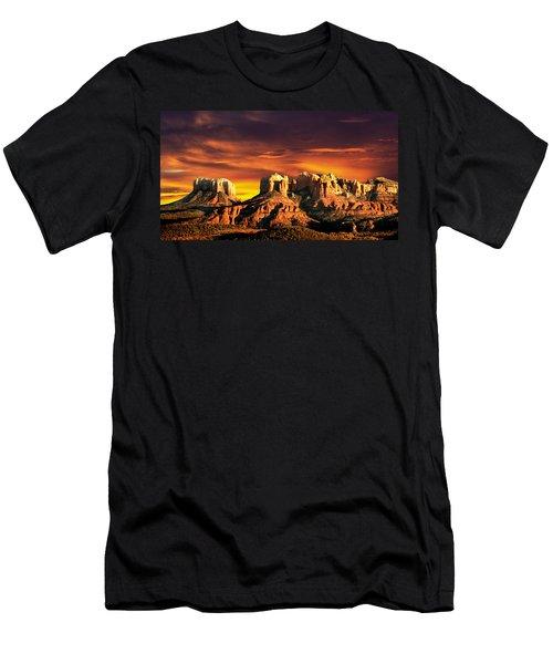 Sedona Vista Men's T-Shirt (Athletic Fit)