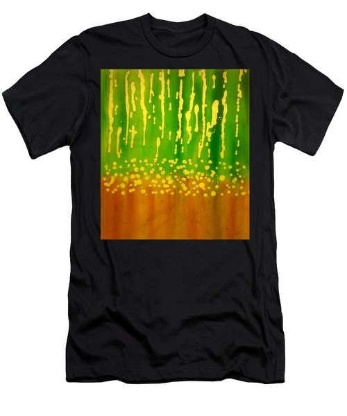 Seeds And Sprouts Men's T-Shirt (Athletic Fit)