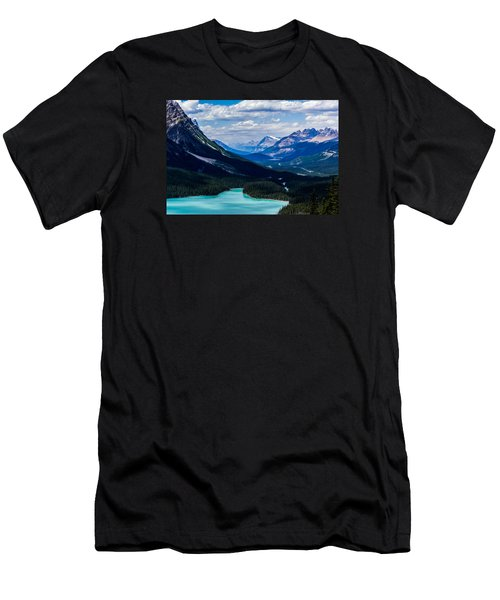 See Far Men's T-Shirt (Athletic Fit)