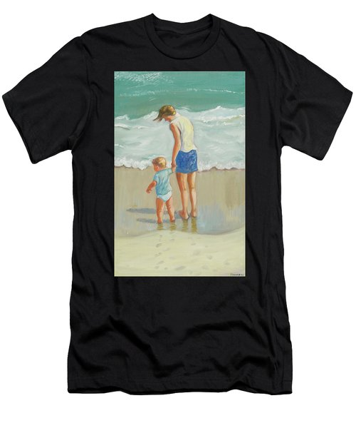 See The Sea Men's T-Shirt (Athletic Fit)