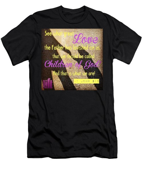 See What Great Love The Father Has Men's T-Shirt (Athletic Fit)