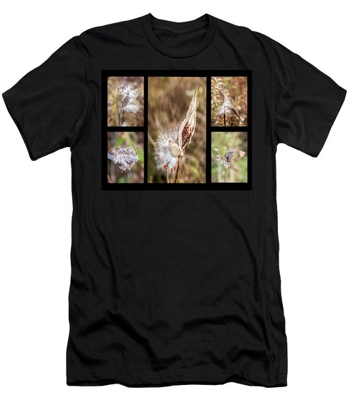 Seed Collage Men's T-Shirt (Athletic Fit)