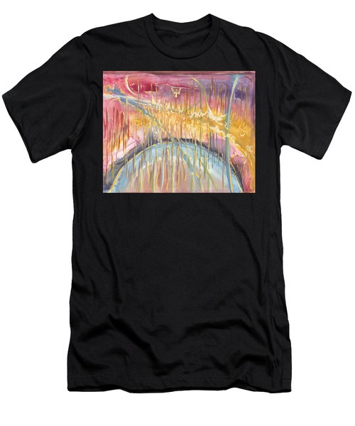Seeds Of An Angel Men's T-Shirt (Athletic Fit)