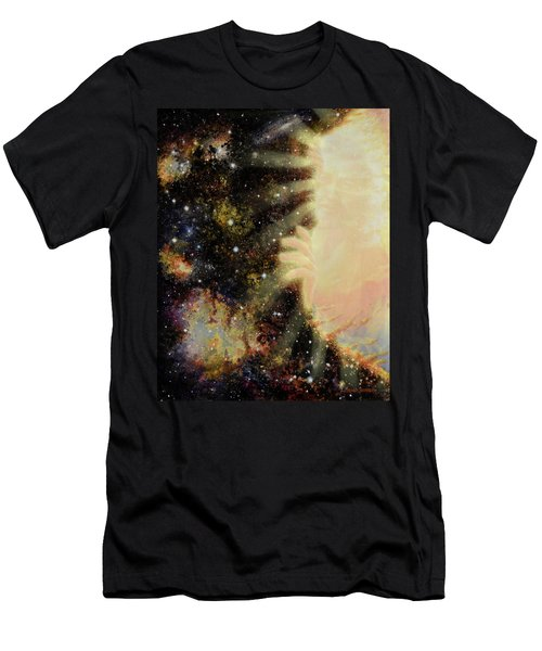 Seeing Beyond 2 Men's T-Shirt (Athletic Fit)