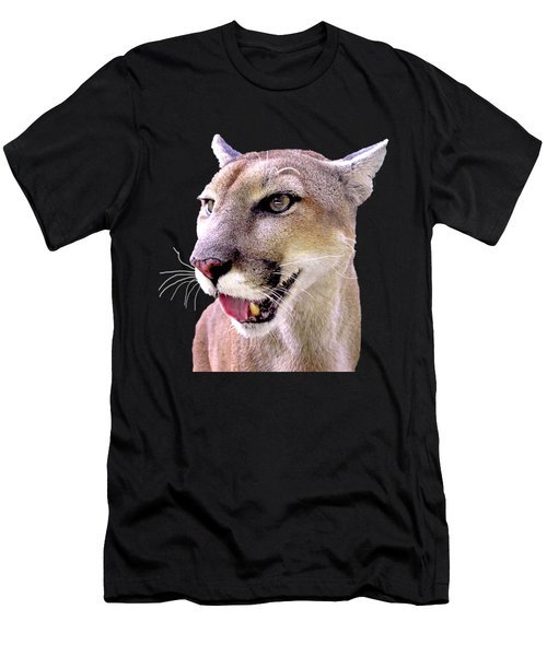 Seeing But Not Looking Men's T-Shirt (Athletic Fit)