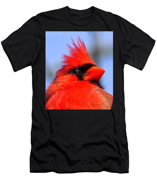 Seeing Red Men's T-Shirt (Athletic Fit)