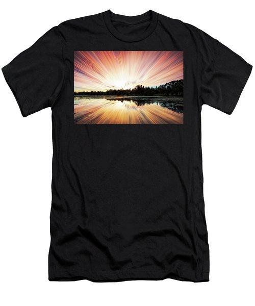 Seeleys Bay Explosion Men's T-Shirt (Athletic Fit)