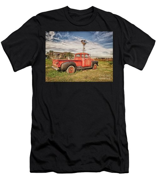 Seen Better Times Men's T-Shirt (Athletic Fit)