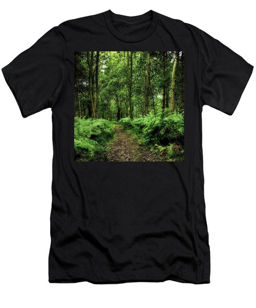Seeswood, Nuneaton Men's T-Shirt (Slim Fit) by John Edwards