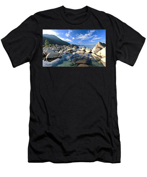 Sekani Morning Glory Men's T-Shirt (Athletic Fit)