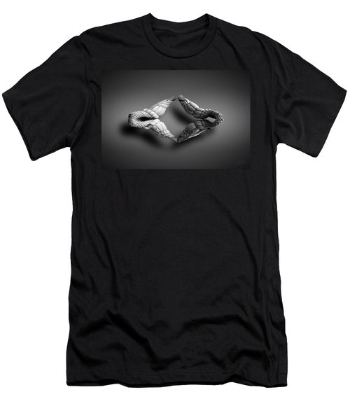 Men's T-Shirt (Athletic Fit) featuring the photograph Selachimorpha by Joseph Westrupp