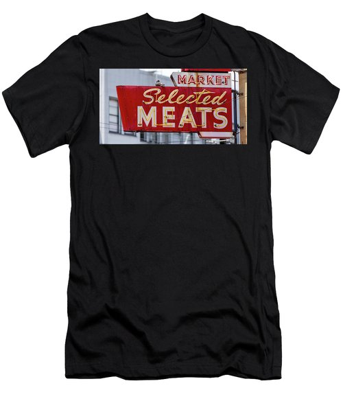 Selected Meats Men's T-Shirt (Athletic Fit)