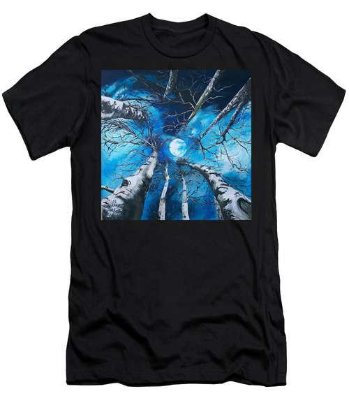 Selenophilia Men's T-Shirt (Athletic Fit)