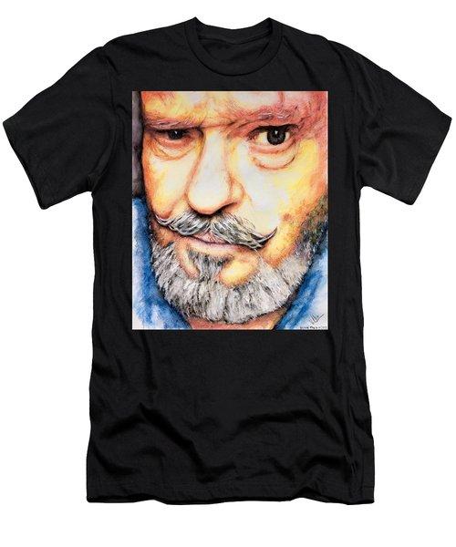 Self Portrait 2017 Men's T-Shirt (Athletic Fit)