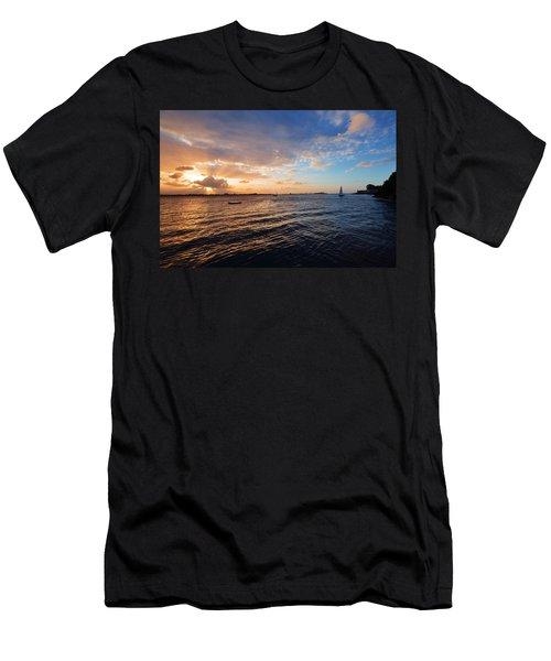 Men's T-Shirt (Athletic Fit) featuring the photograph Semblance 3769 by Ricardo J Ruiz de Porras