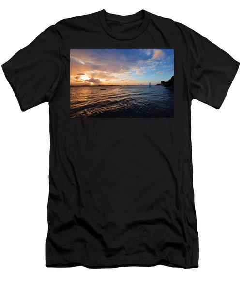 Semblance 3769 Men's T-Shirt (Athletic Fit)