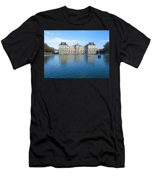 Senat From Jardin Du Luxembourg Men's T-Shirt (Athletic Fit)