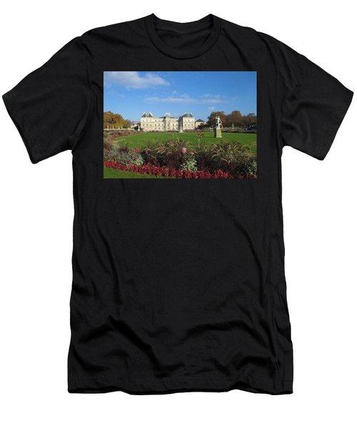 Senate From Jardin Du Luxembourg Men's T-Shirt (Athletic Fit)