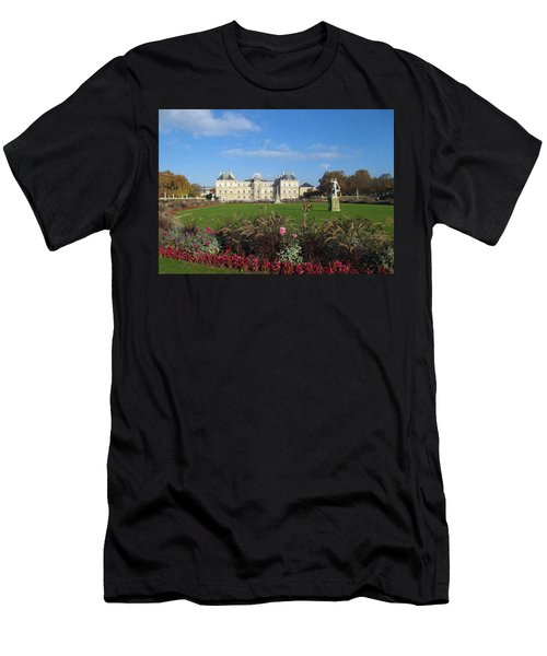 Senate From Jardin Du Luxembourg Men's T-Shirt (Athletic Fit)