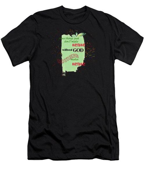 Sense Men's T-Shirt (Athletic Fit)