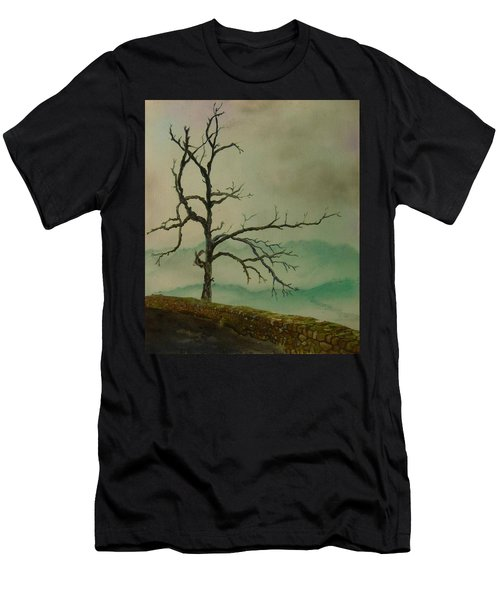 Sentinel Of The Shenandoah  Men's T-Shirt (Athletic Fit)