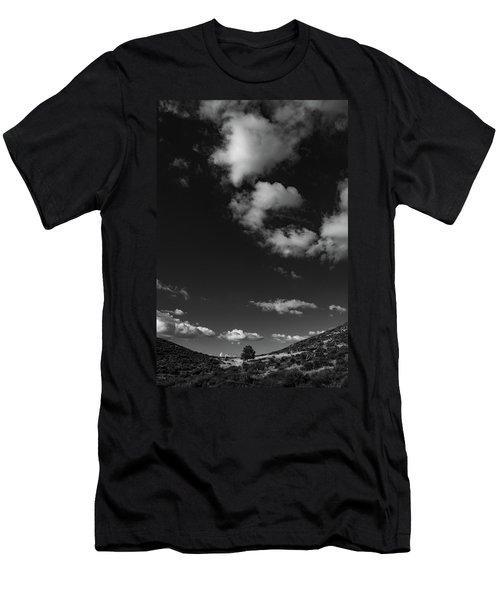 Sentinel's Expanse Men's T-Shirt (Athletic Fit)