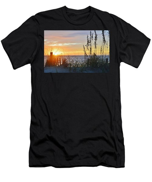 September 27th Obx Sunrise Men's T-Shirt (Athletic Fit)