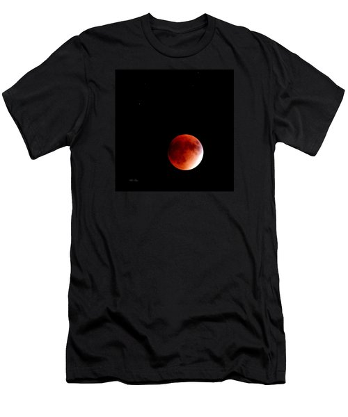 September Bloodmoon 2015 Men's T-Shirt (Athletic Fit)