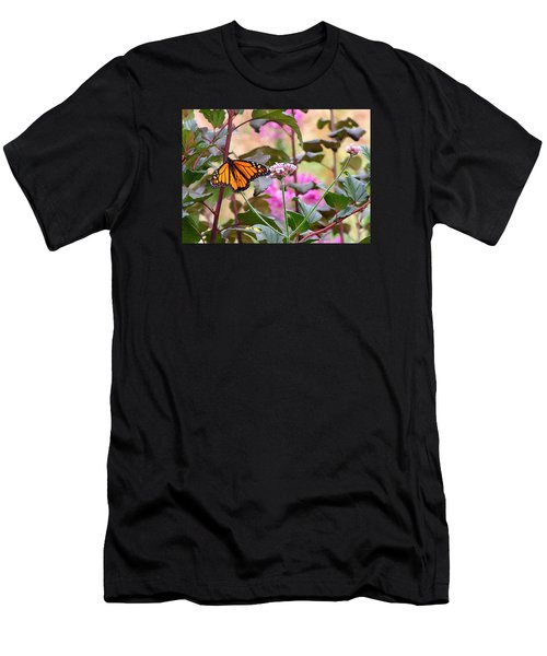 September Monarch Men's T-Shirt (Athletic Fit)