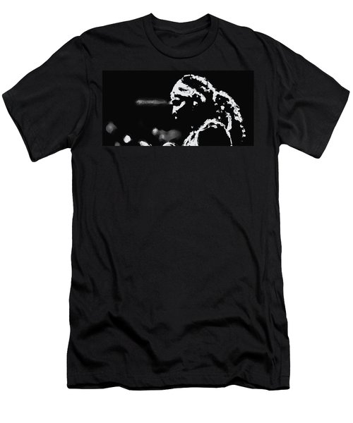 Serena Williams 022 Men's T-Shirt (Athletic Fit)