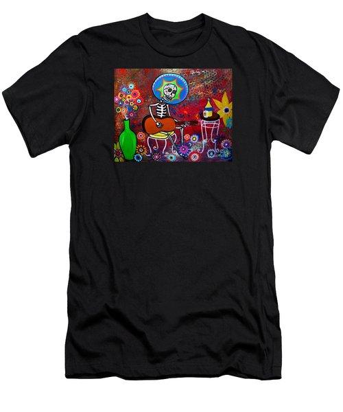 Serenata II Men's T-Shirt (Athletic Fit)