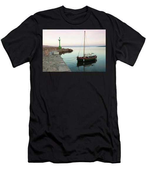 Men's T-Shirt (Athletic Fit) featuring the photograph Serene Awakening by Davor Zerjav