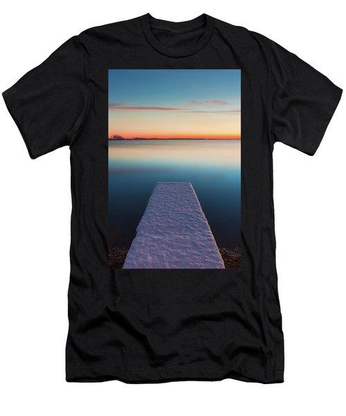 Serene Morning Men's T-Shirt (Athletic Fit)