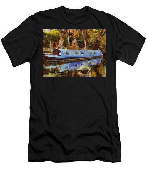 Serene Scene Men's T-Shirt (Athletic Fit)