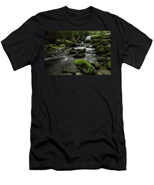 Men's T-Shirt (Athletic Fit) featuring the photograph Serenity  by Julie Andel