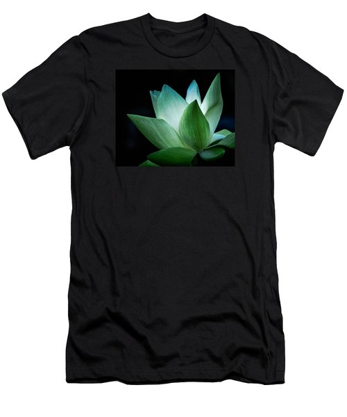 Serenity Men's T-Shirt (Slim Fit) by Julie Palencia