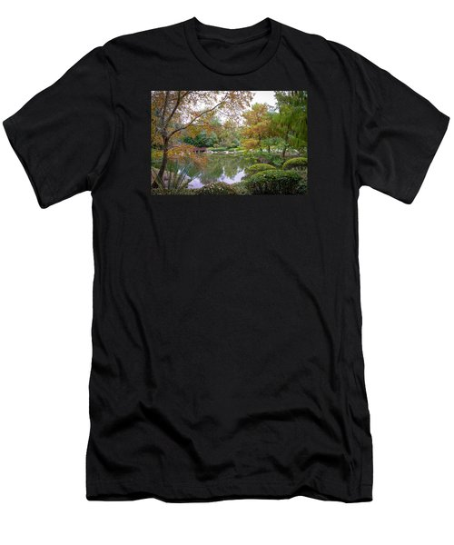 Men's T-Shirt (Slim Fit) featuring the photograph Serenity by Keith Hawley