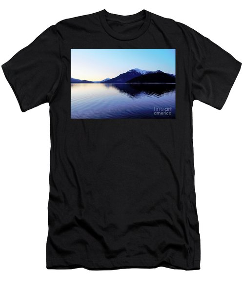 Men's T-Shirt (Athletic Fit) featuring the photograph Serenity Reflection by Victor K