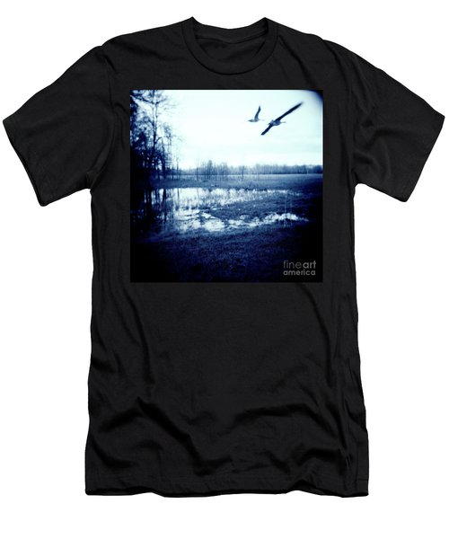 Series Wood And Water 3 Men's T-Shirt (Athletic Fit)