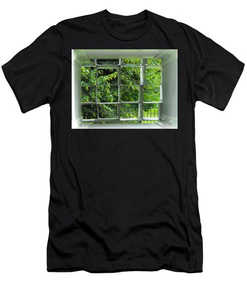 Serpentine Pavilion 03 Men's T-Shirt (Athletic Fit)