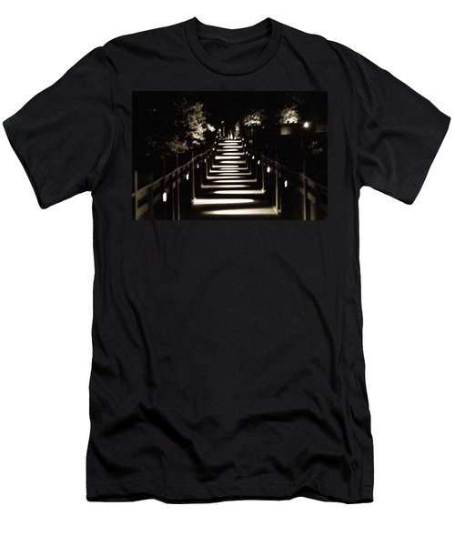Serpentine Shadow Men's T-Shirt (Athletic Fit)
