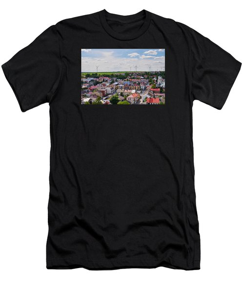 Settlers Men's T-Shirt (Athletic Fit)